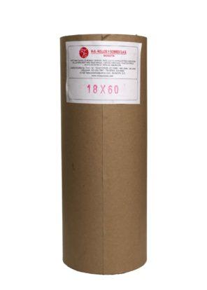 """Rollo de papel Kraft en alto 18"""" (45.5 cm)"""