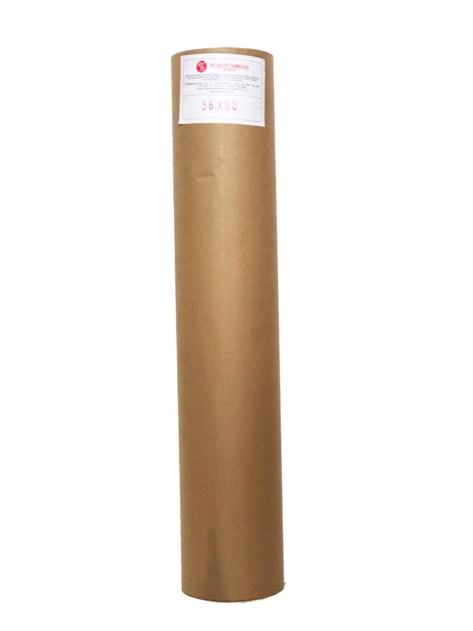 """rollos papel kraft 36"""""""
